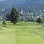 Williams Lake Golf and Tennis Club - Fourth hole