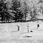 Old Golf Course 1945 (Now Boitanio Park)